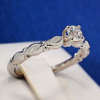 Inel de logodna i121990 din Aur sau Platina cu Diamant