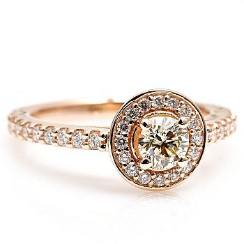 Inel de logodna i122084didi din Aur sau Platina cu Diamante - GIA