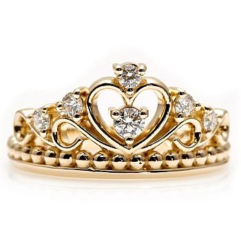 Inel King i2757 din Aur sau Platina cu Diamante