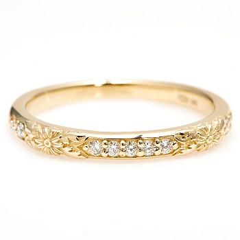 Inel Cadou i2712 din Aur sau Platina cu Diamante Naturale
