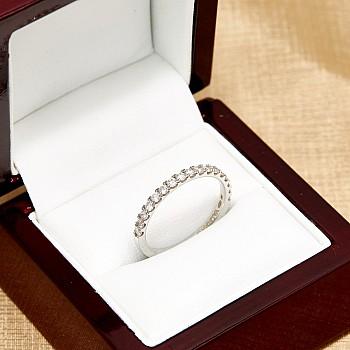 Inel aniversar din Aur cu Diamante i2029didi