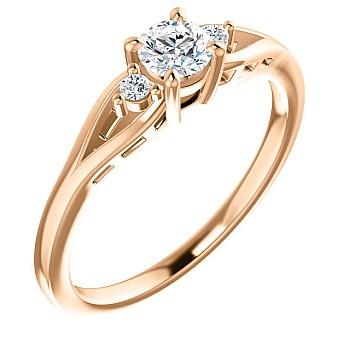 Inel de logodna i71843didi din Aur sau Platina cu Diamante - GIA
