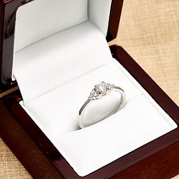 Inel de logodna i71845didi din Aur sau Platina cu Diamante - GIA
