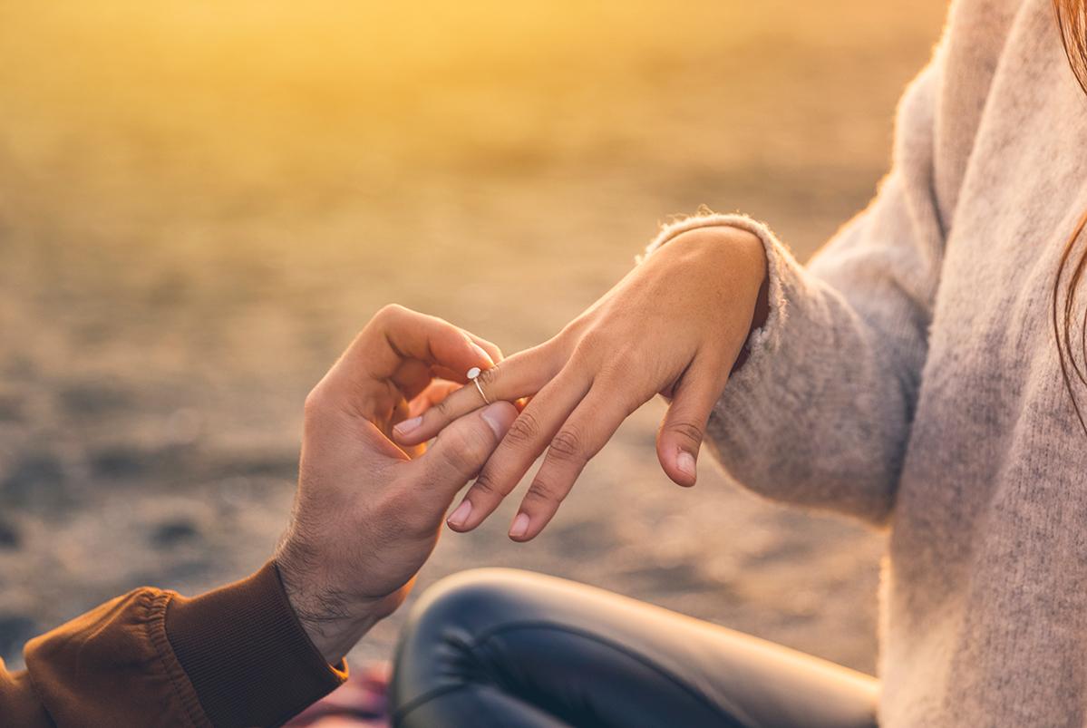 Idei originale cerere in casatorie